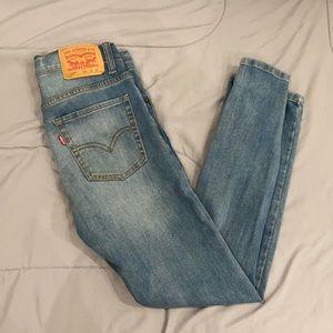 Classic Levi's Skinny Jeans